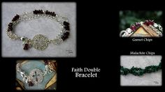 Faith Double Bracelet - Color Option