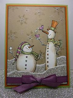 Stampin' Up! - Snow Much Fun