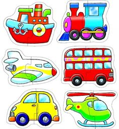 Orchard Toys Transport - Transport . shop for Orchard Toys products in India. Toys for 3 - 6 Years Kids. | Flipkart.com