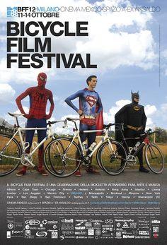 BIKE FILM FESTIVAL MILANO