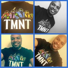 T-shirt of the day! TMNT Mortal Kombat mashup! #TSOTD #tmnt #mortalkombat #mashup #ninjabrothers #leonardo #donatello #raphael #michaelangelo #subzero #scorpion #rain #ermac #finishhimdude