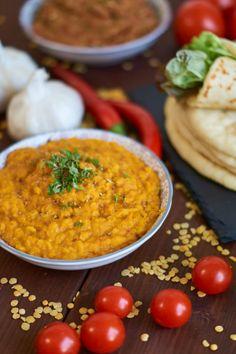 indisches gelbe Linsen Dal | Indian Yellow Lentil Dal | Rezept auf carointhekitchen.com | #indisch #gelbe #Linsen #Dal #Rezept #Yellow #Lentil #Curry #Recipe