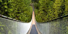 Suspension Bridge | Capilano Suspension Bridge Park
