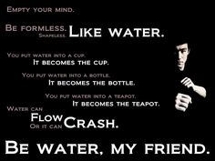 Quotes About Water Bruce Lee Water Quote #brucelee #bruceleequotes #kurttasche  Bruce .