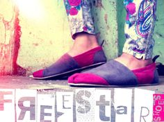Freestar shoes
