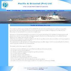 Pacific & Oriental (Pvt.) Ltd. http://www.pandopl.com/
