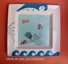 Chris et ses porcelaines