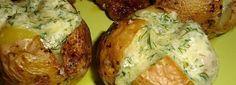 Ez a legízletesebb köret! Baked Potato, Steak, Potatoes, Baking, Ethnic Recipes, Food, Kitchen, Cooking, Potato