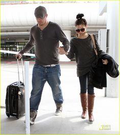 Channing Tatum & Jenna Dewan: