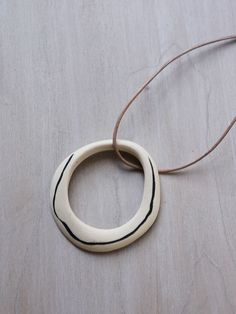 08 Houston Ceramic jewelry by OVOceramics on Etsy