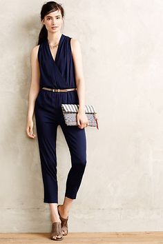 Kantra Jumpsuit #anthropologie