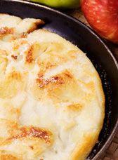 Omelette sucrée au rhum | Planet Mobile Femmes