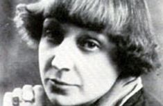 """Marina Tsvetaeva - Russian Poet - 1892–1941:  Critics and translators of Tsvetaeva's work often comment on the passion in her poems, their swift shifts and unusual syntax, and the influence of folk songs. She is also known for her portrayal of a woman's experiences during the """"terrible years"""" (as the period in Russian history was described by Aleksandr Blok)."""