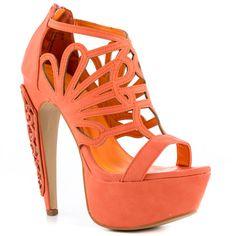 Alti - Neon Orange