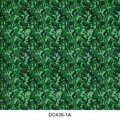 Hydro dipping film camouflage pattern DC436-1A
