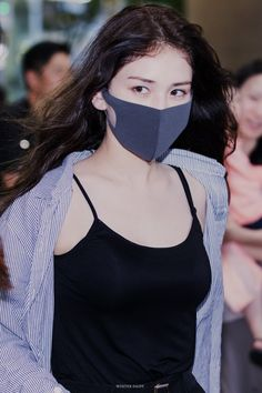 Somi so sexy Jeon Somi, Choi Yoojung, Cute Girl Pic, Fashion Mask, Korean Celebrities, Airport Style, Beautiful Asian Girls, Ulzzang Girl, Korean Beauty