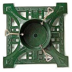 John Wright Heirloom Treestand - Hunter Green, As Shown John Wright, Giant Tree, Hearth And Home, Family Traditions, Hunter Green, Classic Looks, It Cast, Cast Iron, Cool Designs