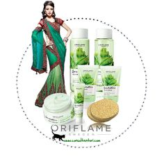 Aloe Vera by Oriflame Oriflame Beauty Products, Aloe Vera, Skin Care, September 2014, Polyvore, Collage, Nature, Design, Women