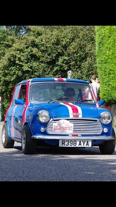 this 1997 Mini Cooper is owned by Andy McPhail Mini Cooper Classic, Classic Mini, Classic Cars, Mini Morris, Austin Cars, Cooper Car, Mini Copper, Pt Cruiser, Bmw