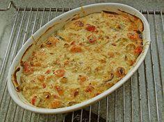 Blitzschneller Gemüse - Quark - Auflauf, ein schönes Rezept aus der Kategorie Gemüse. Bewertungen: 163. Durchschnitt: Ø 3,7.