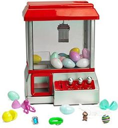 Mini Claw Machine Is Grabilicious Christmas Wish List