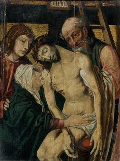 La déposition du Christ by Rogier van der Weyden