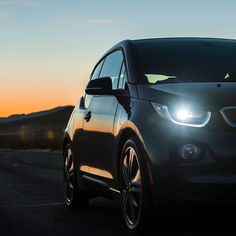 """Intelligent and sustainable.  The #BMWi3. #BMW  __________  The driving range depends on a variety of factors, especially: personal driving behaviour, selected route, weather conditions, usage of heating/cooling and preconditioning.  BMW i3 (94 Ah) with Range Extender: energy consumption (combined): 11.3 / 11.9** kWh/100 km, CO2 emissions (combined) 12 g/km. / ** Wheels cluster 2: 20"""" wheels; winter tyres  Further information about the official energy and fuel consumption and the official…"""