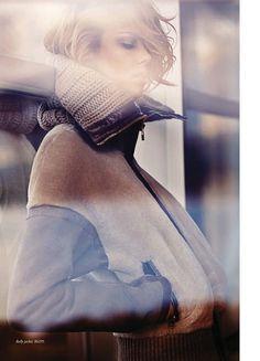 Lydia Willemina Collins for Harper's Bazaar Australia September 2013 by Simon Upton