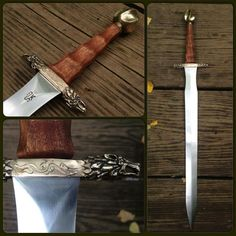BKS wolf short sword