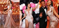 Bonang Matheba Celebrates 31st Birthday In Glitz And Style. See All Photos Here | FashionGHANA.com: 100% African Fashion