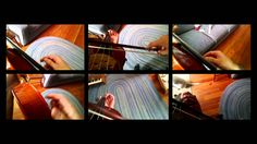 This is a little experiment with a viola and Glass. http://www.chenalexander.com I thought it would be fun to create a song by layering short video loops. So...
