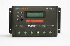 Solarenergie Heimwerker 30a 12v 24v Pwm Solar Laderegler Solarregler Solarpanel Controller Regulator Pb