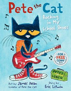 Where is Pete the Cat? A super fun beginning of the year activity for your preschool, pre-k, or kindergarten classroom. Your kids will love searching for Pete!