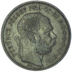 Franz Joseph I. 1848 - 1916 Korona 1892 KB Silber, Kremnitz
