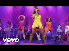 Beyoncé's official video for 'Run The World (Girls)'. Click to listen to Beyoncé…