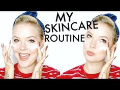 DAY TO NIGHT SKINCARE ROUTINE | HUGE GIVEAWAY!!! - YouTube