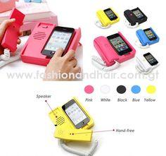Retro-Phone Handset Iphone & Smartphone