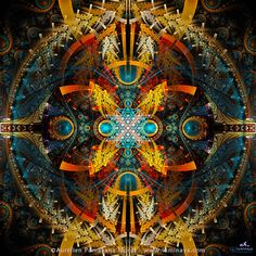 Matrice de Star Mandala Original spirituelle par Pumayana sur Etsy