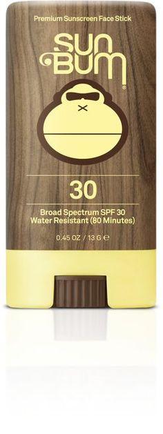 Sun Bum® SPF 30 Face Stick