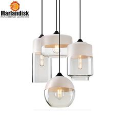 New Style Modern Contemporary Hanging Glass Shade Pendant Lamp Light Fixtures For Living Room Kitchen Restaurant Bedroom Pendant Lamp, Pendant Lighting, Living Room Kitchen, Glass Shades, Lamp Light, Modern Contemporary, Light Fixtures, Ceiling Lights, Restaurant