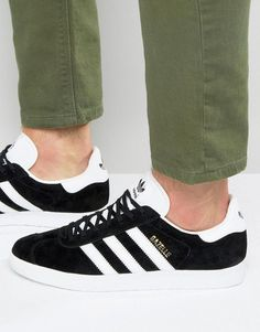 266fe55a8c063 sweetsoles  Adidas Gazelle - Black (by The Good Will Out) Buy  ASOS    Overkill   Pro Direct   Sneakersnstuff   More shops