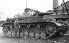 Panzer IV Ausf A. Tank number 433 Poland 1939.