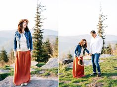 Engagementsession in the Black Forest by Julia Hofmann