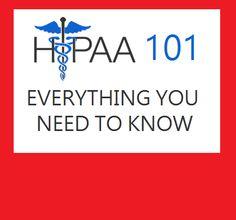 HIPAA Compliance 101