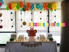 Primer Cumpleaños de Brianna | CatchMyParty.com