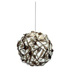 another cool #upcycled #lights!