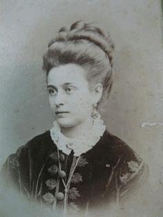 Le Dame di Sissi - Cristina contessa Coltz di Badia (Bolzano) ed erede del ramo cadetto dei marchesi Thun.