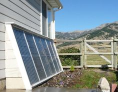 $1000 Solar Water Heater: cold climate (Montana), high performance, long-life, low-maintenance, easy to build...