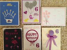 2017 Cards for Colleen for Bry