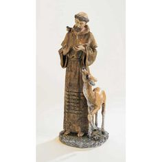 ST FRANCIS FIGURINE | Taylor Gifts   #holiday #holidaydecor
